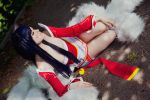 Ahri (cosplay League of Legends) by eiphen