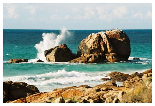 Rocks of Cape Naturaliste by wildplaces