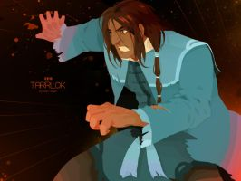 Tarrlok in EP8 by freestarisis