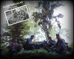 Suomussalmi 1941 by Makingscalemodels