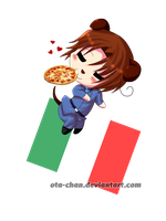 APH: Catch the pizza by ota-chan