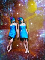 Gemini- The Twins by RoyalMockery