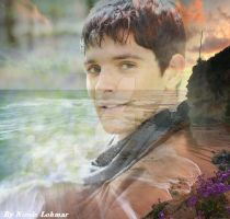 Colin Morgan 3 by Nicole21Lohmar