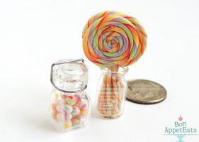 1:12 Rainbow Candy by Bon-AppetEats