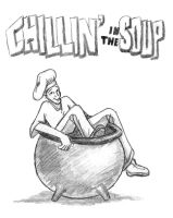 Chillin in the Soup by AzraelleWormser