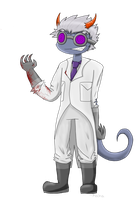 Dr. I by MochaTheDog