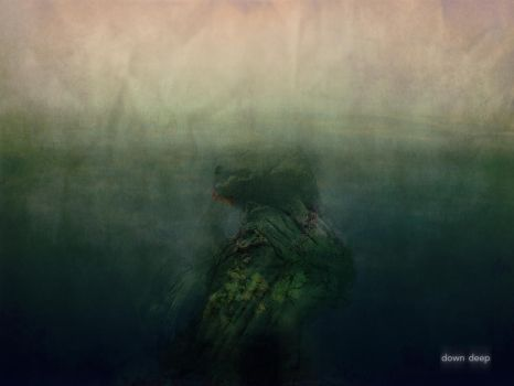 Down Deep by Saney