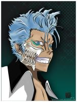 Grimmjow Jaggerjack v2 by Muertelicious
