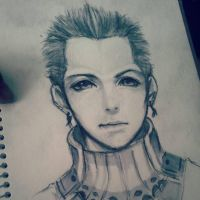 Balthier FF12 by thumbelin0811