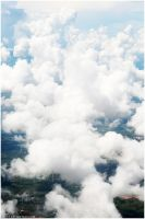 fluffy clouds by nHieY