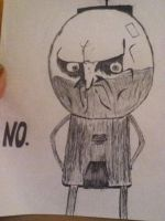 Benson says NO. by HBeezy