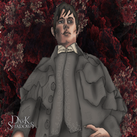 A Portrait of the Lord of Collinwood Manor by Sabaene