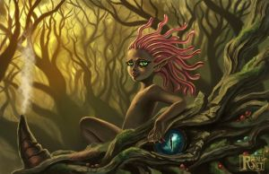 Fae Fae by Rivenis