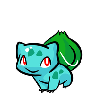 Bulbasaur by Riku-Eevee