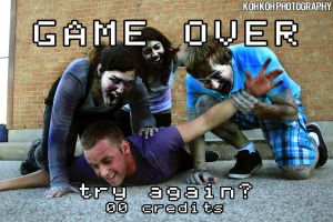Zombieland Game Over by kelvin-oh89
