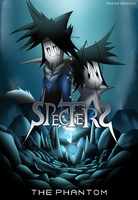 Specters Book 1-Cover by ArtKirby-XIV