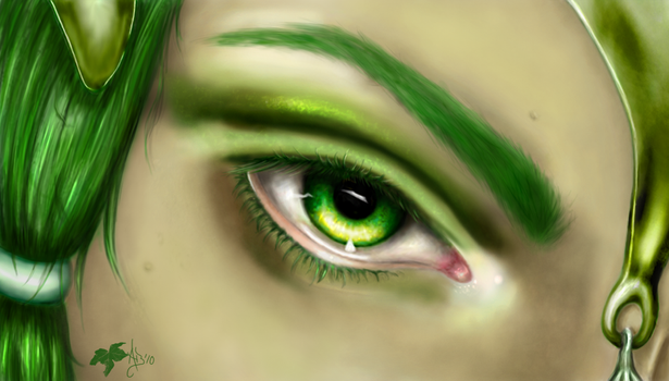 Eye of the Prince by AsiaBreen