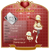 App ( Royal Quartet, Hearts) Cloche Allaire by koustoki