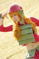 Nami One Piece Z by Ealize
