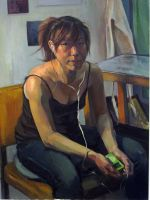 self-portrait'07 by aki-akiko