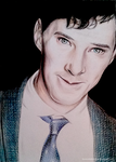 Benedict Cumberbatch by love-a-lad-insane