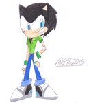 Jack's New Look by sonic4ever760