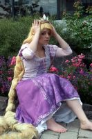 Rapunzel Cosplay - 5 by LostRiddle