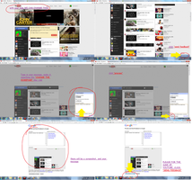how to TRY TO HELP us change the YT homepage back by FlameFiggleBottom