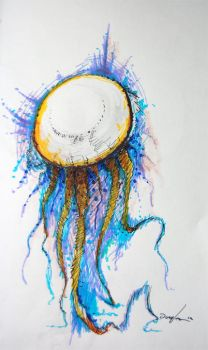 --Jellyfish-- by di0xygen