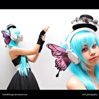 Vocaloid: Miku Magnet Version by z3LLLL
