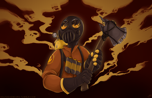 Pyro by b-oots