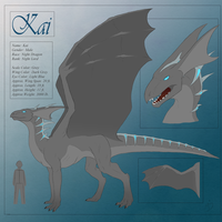 Reference - Kai V.2 by HydraTamer