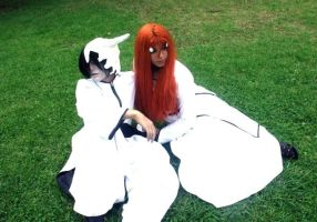 Bleach Cosplay- Ulquiorra Hime By The S.C. Cosplay by theSCcosplay
