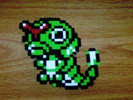Caterpie Perler by CooltrainerBrooke