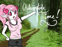 Cherise's Camp Assignment by k-o-j-i