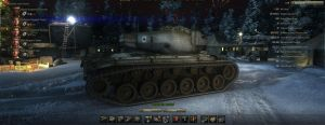 World of Tanks: Updated Super Pershing by PurpleGhost204