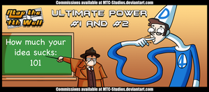 AT4W: Ultimate Power #1 and #2 by MTC-Studio