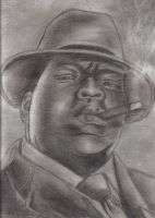 notorious b.i.g by Notoriousrai