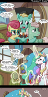 Family Fun by DeusExEquus