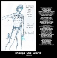 HEROES - Change the World by Phonon