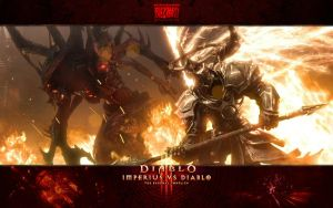 TV Spot - It's Not Safe #2 Imperius vs Diablo by Holyknight3000