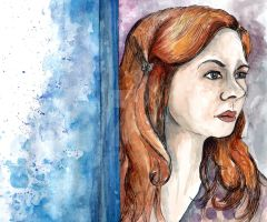 Amy Pond: The Girl Who Waited by The-Original-Vril