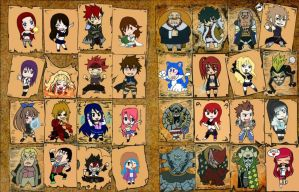 Open Collab Chibi Fairy Tail Oc by Yui-RainHime