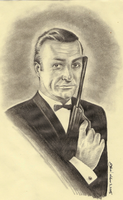 Sean Connery is James Bond by obilo