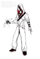 Desmond Miles by The-fishy-one