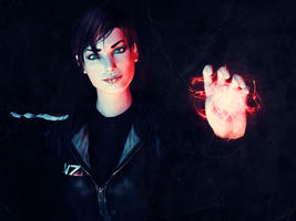 Femshep Wallpaper by TheJaneite