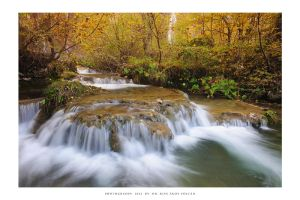Plitvice Lakes 2012 - III by DimensionSeven