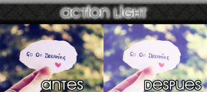 Action Light by LuchiiTutoriales