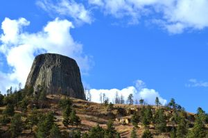 Devils Tower October 2014 by PoultryChamp