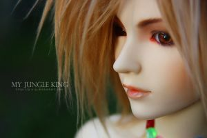 My jungle king .2 by Y-n-Y